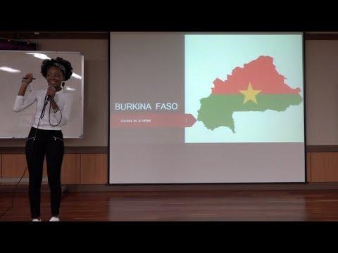 [38회] Diarra In Ju Irene의 '부르키나파소 문화 이야기'