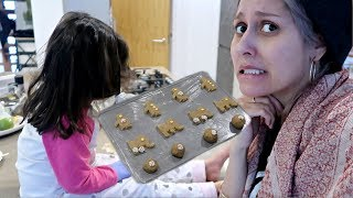 Video HOW TO BAKE COOKIES THAT NO ONE WILL EAT! MP3, 3GP, MP4, WEBM, AVI, FLV April 2018