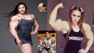 Video Cantik Sih WAJAHnya, Tapi Lihat TUBUHnya! 5 Wanita BEROTOT Paling KEKAR di Dunia!! MP3, 3GP, MP4, WEBM, AVI, FLV Maret 2019