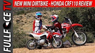 9. 2017 Honda CRF110F Specs Price and Review