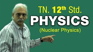 12th Physics Tamil Nadu Samacheer   Bainbridge Mass Spectrometer  Nuclear PhysicsTo watch the rest of the videos buy this DVD at http://www.pebbles.inhttp://pebblestv.comPebbles Live YouTube Channel: https://www.youtube.com/user/PebbleschennaiEngage with us on Facebook at https://www.facebook.com/PebblesChennaiTwitter: https://twitter.com/PebblesChennaiGoogle+: https://plus.google.com/+Pebbleslive/postsShare & Comment If you like