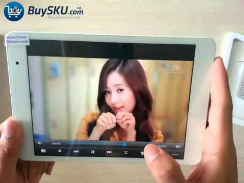 WINDOW(YuanDao) M1Quad-core HDMI Android 4.1 7.9-inch IPS  Tablet PC in www.buysku.com
