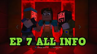 Minecraft Story Mode Episode 7 Info & RELEASE DATE