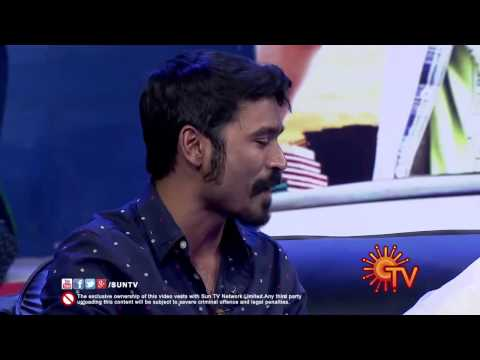 "Dhanush Singing ""Danga Maari Oodhari""song"