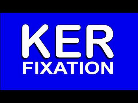 KER STAFF  FIXATION
