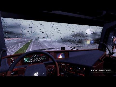 KacaK's Rain Mod v1.0