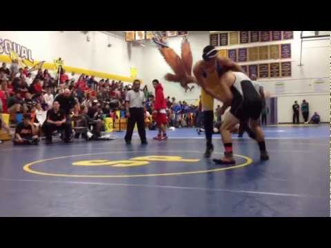 2011-2012 Escondido Wrestling Highlights