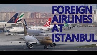Another beatiful day for spoting  at Istanbul Ataturk Airport. You can find lots of foreign airlines birds and also Turkish Airlines beatiful birds. Some of them; Libyan Airways, Royal Jordenian, Ata Airlines, Lufthansa, British Airways, Asiana Airlines.Atatürk Havaalanında güzel bir gün daha.