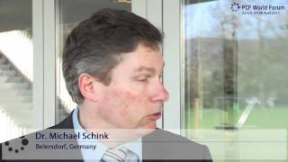 Biersdorf Germany  city images : Dr. Michael Schink, Beiersdorf, Germany at 5th PCF World Summit