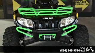 7. 2010 Arctic Cat 1000 H2 EFI TRV 4x4  - RideNow Powersport...