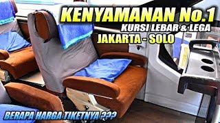 Video PAKAI KURSI PESAWAT?? Trip Naik Bus RAYA SUPER TOP Dari Terminal Pondok Cabe - Solo MP3, 3GP, MP4, WEBM, AVI, FLV Desember 2018
