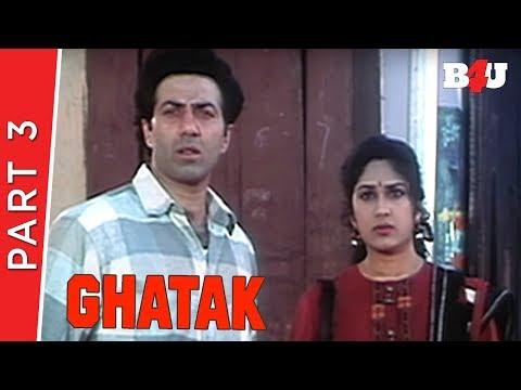 Ghatak | Part 3 | Sunny Deol, Meenakshi Seshadri, Danny Denzongpa | B4U Mini Theatre