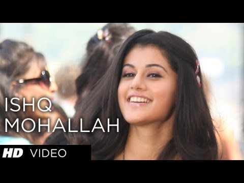 Ishq Mohallah Video Song - Chashme