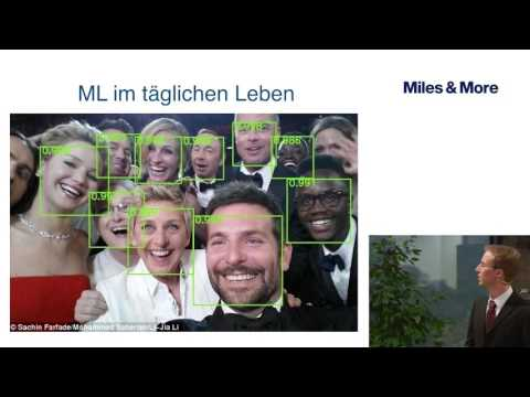 Miles&More InnovationLab Vortrag Artificial Intelligence