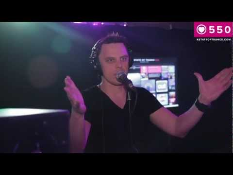ASOT 550 Kiev: interview Markus Schulz
