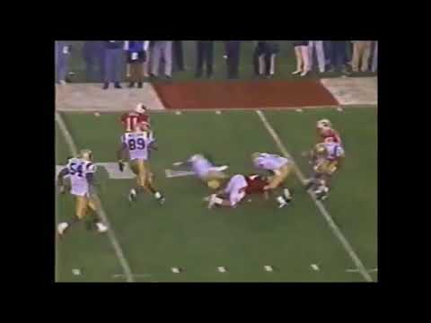 Biggest play in Wisconsin history: Darrell Bevell TD vs  UCLA