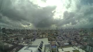 Xiaomi Yi  6 hours time-lapse
