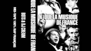 Fabe - L'impertinent (Blend) - Nique la musique de France [Mix-Tape] -