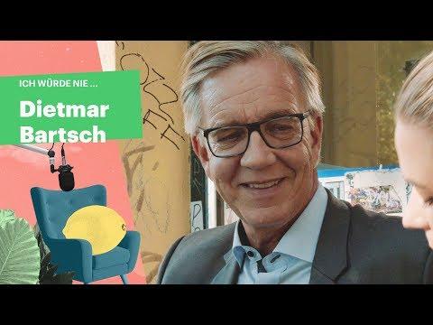"""""""Ich würde nie..."""" mit Dietmar Bartsch"""