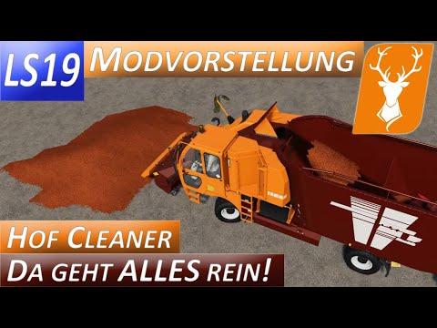 Yard cleaner v1.0