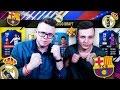 FIFA 17 | DRAFT EL CLASICO - DRAFT 190!!!