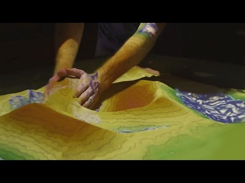 GeForce-Powered Augmented Reality Sandbox