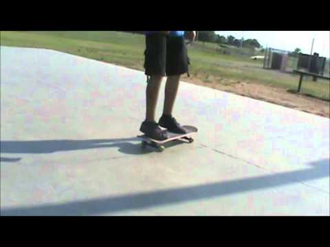 Skating at J.P. Elder & Lake Worth Skatepark