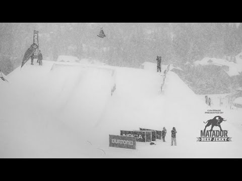 US Snowboarding Open - The 31st US Open of Snowboarding went down in Vail Colorado. Check out our recap video with Mark McMorris, Torstein Horgmo, Chas Guldemond, Spencer O'Brien a...