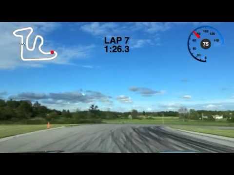 1 Lap Gingerman Raceway