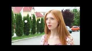 Дівчина фаєр шоу - інтерв'ю (2013)