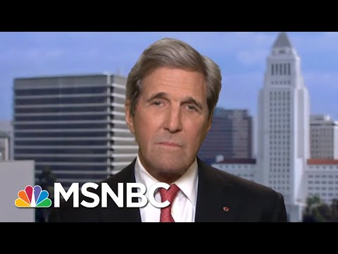 John Kerry: Trump Effected 'Hostile Takeover' Of Republican Party | The Beat With Ari Melber | MSNBC