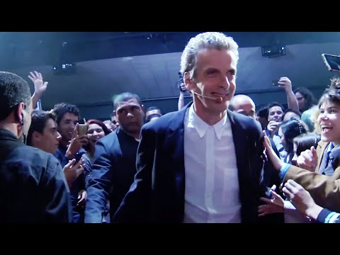 Doctor Who - Season 8 - Around the World in Twelve Days with the Twelfth Doctor [VIDEO]