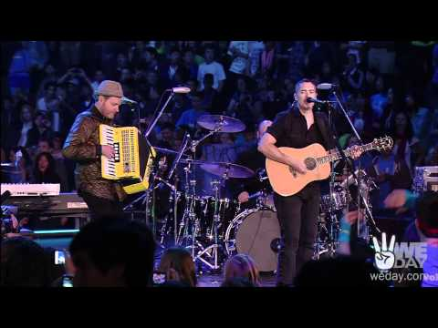 Barenaked Ladies - 'If I Had A Million Dollars' (Live At WE Day Vancouver 2010)