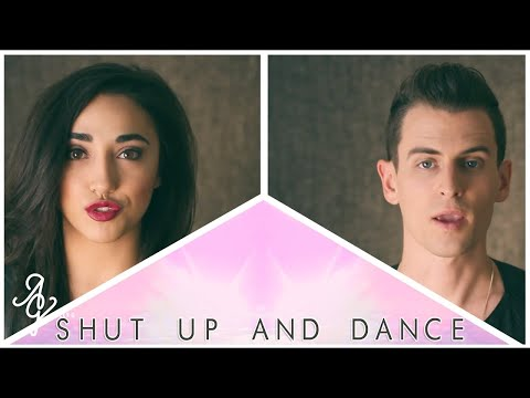 Shut Up And Dance by Walk The Moon | Alex G & Mike Tompkins Cover (Acapella)