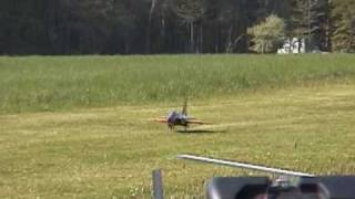 Ultimate RC Jet Crash Explosion (original Footage)