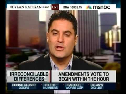 "Cenk on MSNBC ""Mixes It Up"" on Israel & HC Reform"