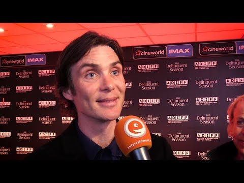 Cillian Murphy & Andrew Scott At The Delinquent Season ADIFF Dublin Premiere
