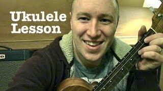 Somebody That I Used to Know - Ukulele Lesson - Gotye  (Todd Downing)