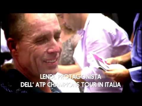 Ivan Lendl - La Biografia - La Grande Sfida