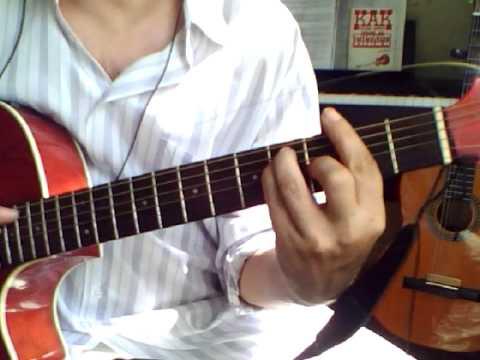 Ты у меня одна (Ю. Визбор) Аккорды на гитаре