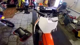 5. Новый KTM SX 65 Обзор