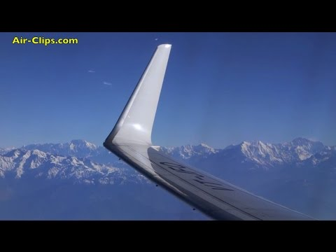 Video Boeing 737 Himalaya Takeoff with AMAZING Everest views! [AirClips] download in MP3, 3GP, MP4, WEBM, AVI, FLV January 2017