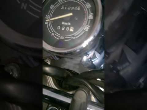 Explicando processo realizado para trocar setas - Kasinski Mirage 150