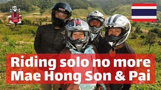 Mae Hong Son Thailand  city photo : Ride North Thailand - Mae Hong Son and Pai