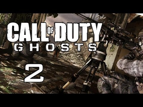 ► Call of Duty Ghosts #2 •  Lets play: COD Ghosts Singleplayer! [HD+]