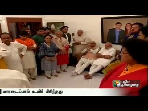 LK-Advanis-wife-Kamla-Advani-dies-of-heart-attack-leaders-condole