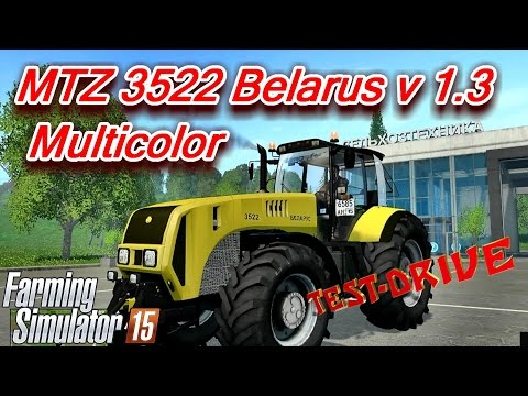 MTZ 3522 Belarus v1.3