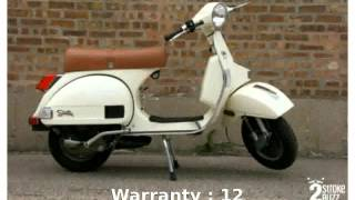 6. 2008 Genuine Scooter Co. Stella 150 - Specs and Review