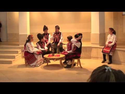Васил Левски- великия син на България - сценка