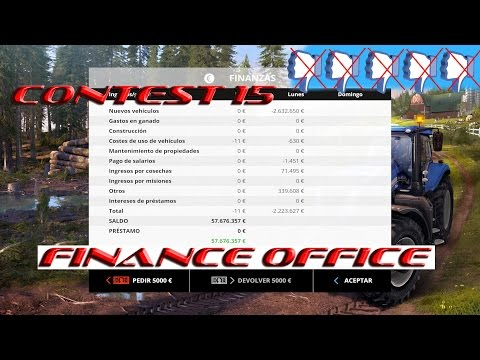 Finance Office Mod